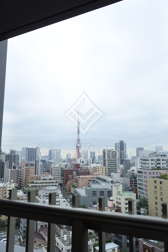 THE ROPPONGI TOKYO CLUB RESIDENCE 眺望
